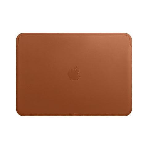 "Apple Leather Sleeve para MacBook Pro 15"" con Thunderbolt 3 (USB-C) -Marrón"