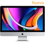 "iMac 27"" with Retina 5K display / 3.3GHz 6-core 10th-generation Intel Core i5 processor/512GB SSD storage/8GB memory"
