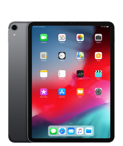 EOL Apple iPad Pro 11-inch Wi-Fi+Cellular 1TB Space Gray