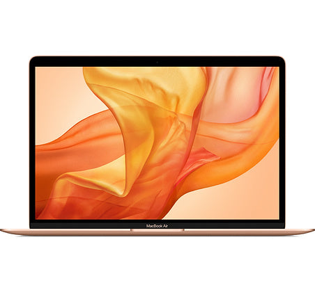 "Apple Macbook Air 13"" Gold/1.1GHz Dual-Core Core i3 Processor/256GB Storage/ Touch ID"