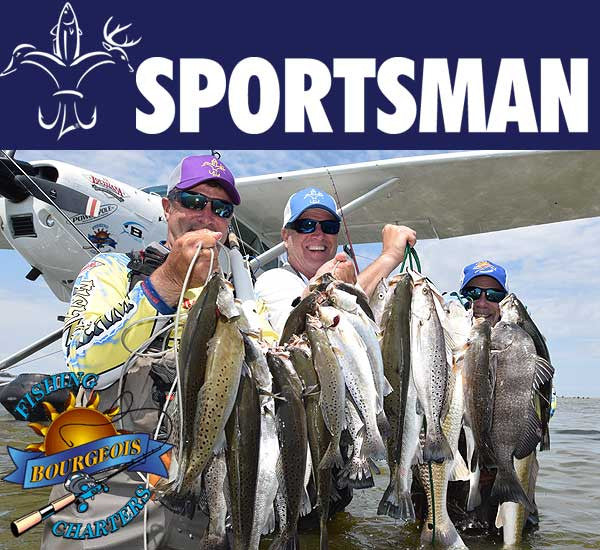 Sportsman Seaplane Fishing Trip Giveaway!