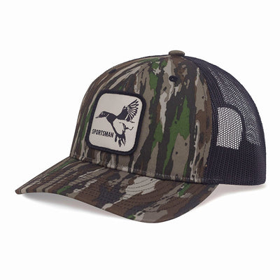 Sportsman Mallard Patch Hat