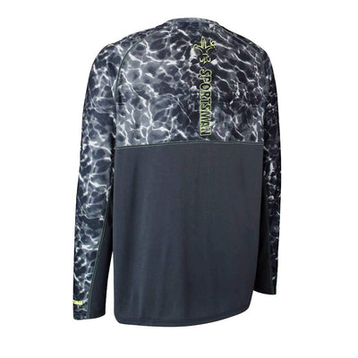 Sportsman Blackwater Cool Breeze PRO Long Sleeve Performance Fishing Shirt