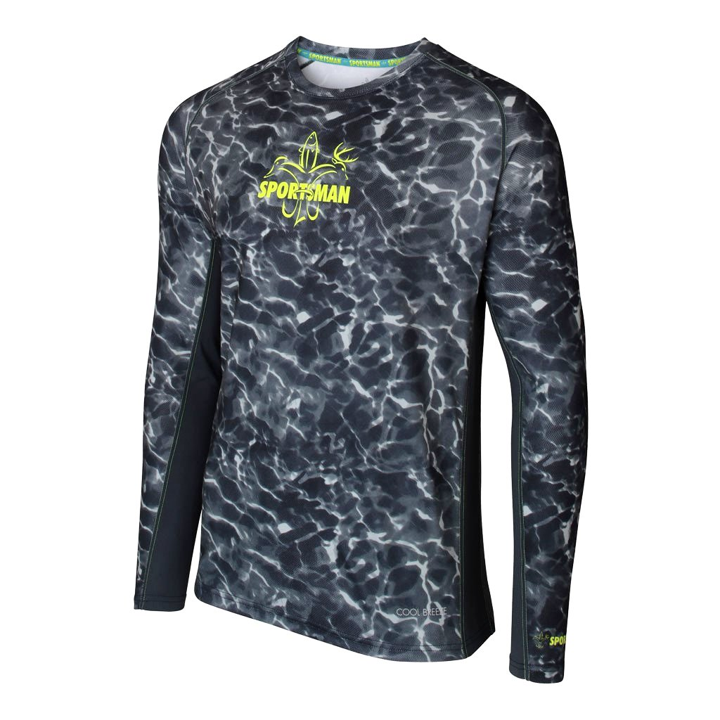 Sportsman Gear Performance Fishing Apparel Official