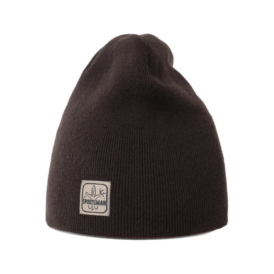 Sportsman Brown Beanie