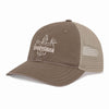 Sportsman Unstructured Hat - Driftwood / Khaki
