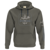 Camp Hoodie Large Chest Logo