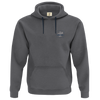 Sportsman Camp Hoodie Small Left Chest Logo - Castle Rock