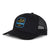 Sportsman Pitch Black Snapback Hat