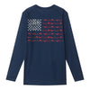 Youth American Flag Performance Shirt