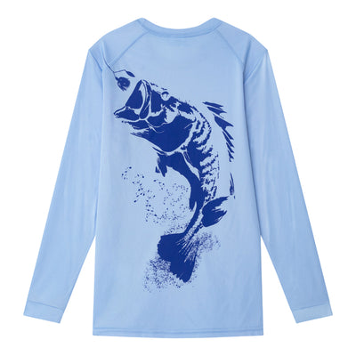 Youth Bass Performance Shirt