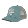 Sportsman Mesh Back Circle Logo Patch Hat