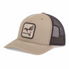 Sportsman Mallard Patch Hat Khaki/Coffee