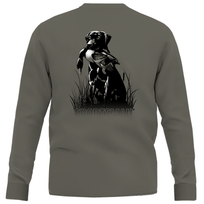 Sportsman Duck Dog Shirt - Loden