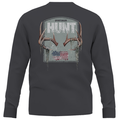 Sportsman Hunt Shirt - Asphalt