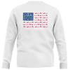 American Flag Long Sleeve Shirt