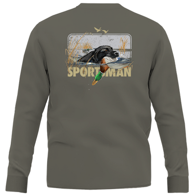Sportsman The Retriever Shirt - Loden