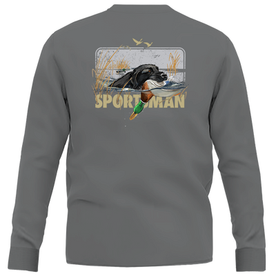 The Retriever Long Sleeve Shirt