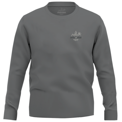 Sportsman Hook Shirt - Pewter