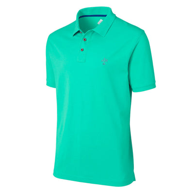 Sportsman Green Polo - Short Sleeve Collared Shirt