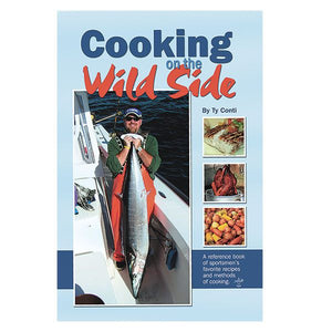 Book - Cooking On The Wild Side