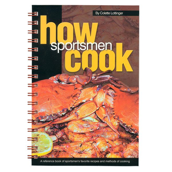 Book - How Sportsmen Cook