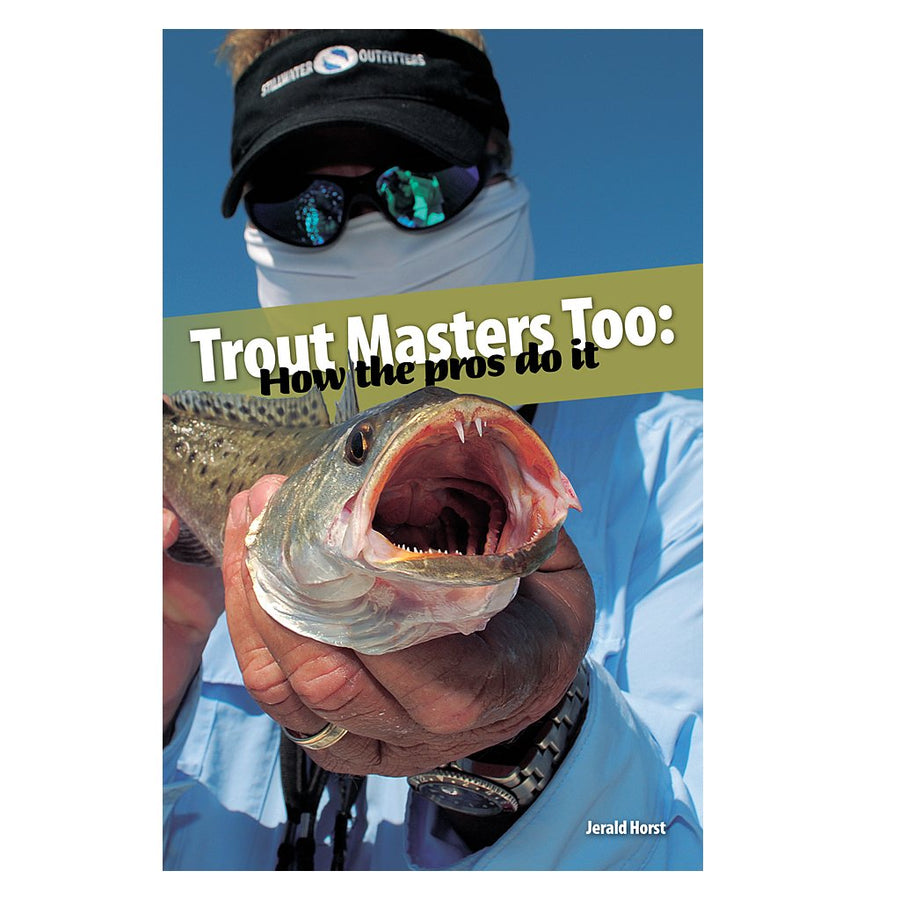 Book - Trout Masters Too