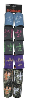 Koozies - Sportsman 12 Pack with camo and solid colors