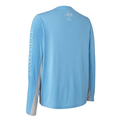 Shirts - Sportsman Cool Breeze Classic Blue Mist