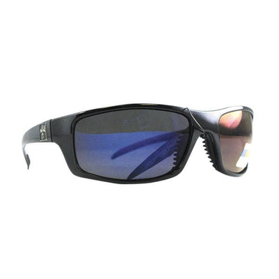 Sunglasses - Sportsman Black Logo Frame Sunglasses