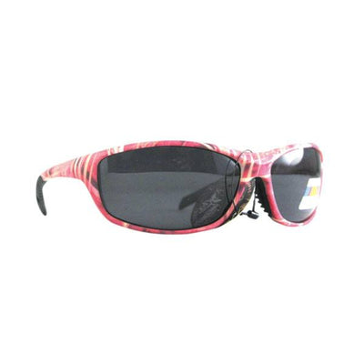 Sunglasses - Sportsman Pink Frame Sunglasses
