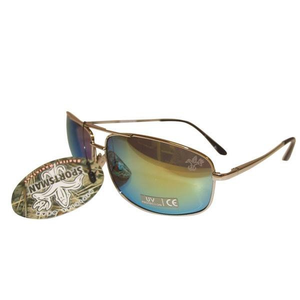 Sunglasses - Sportsman Wire Frame Sunglasses