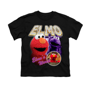 TODDLER ELMO'S WORLD RAP TEE