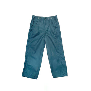 VINTAGE KID'S HIGH WAISTED PLEATED PANTS