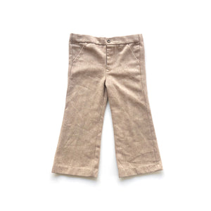 VINTAGE TODDLER WOOL BELL BOTTOMS