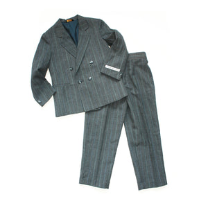 80'S VINTAGE KIDS BUSINESS SUIT