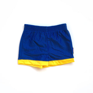 VINTAGE BABY MICKEY INFANT BASKETBALL SHORTS