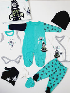 Newborn Baby Set 10 Pieces