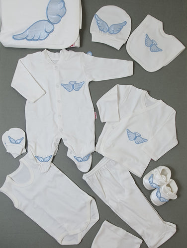 Little Angel Newborn Baby Set 10 Pieces