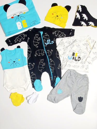 Newborn Set 10 Pieces