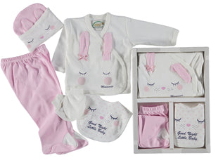 Newborn Baby Set (5 Pieces )