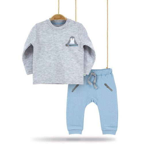 Two Pieces Baby Romper Suit