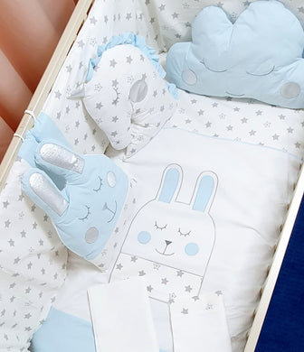 Baby bedding set 8 pcs