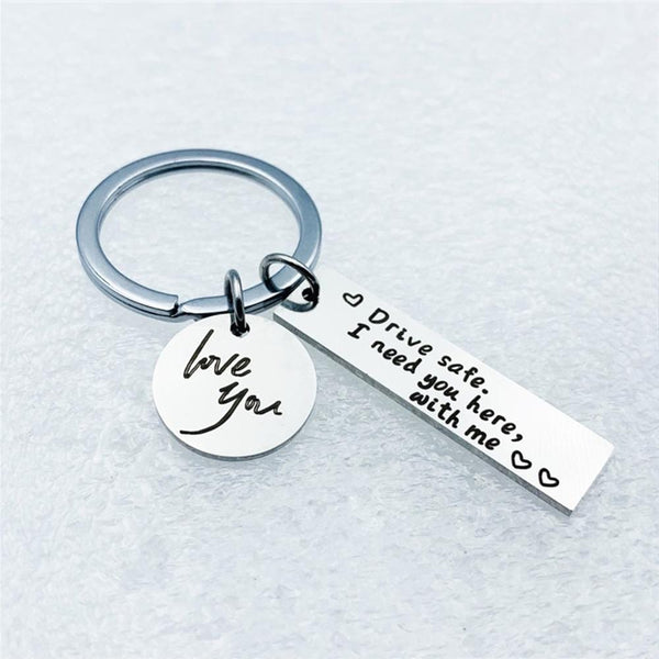 I Need You Keychain - Cariona
