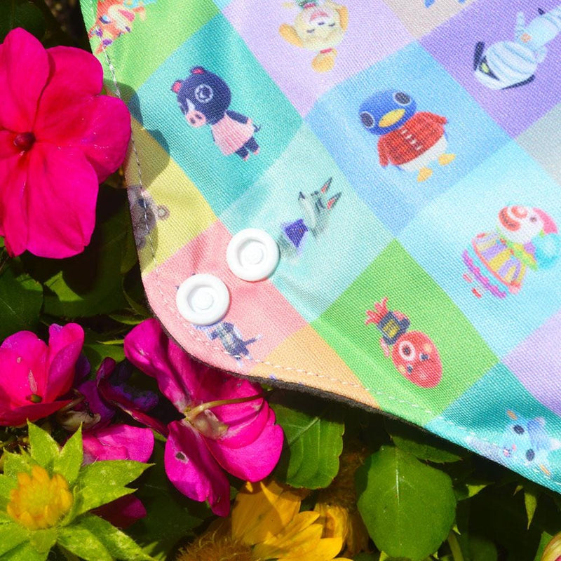 Limited Edition Reusable Pad: Animal Crossing - Cariona
