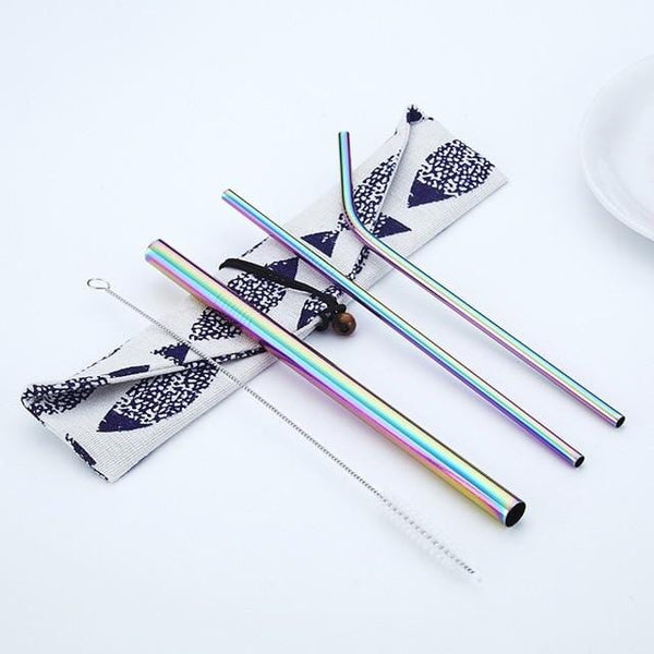 Reusable Stainless Straw - Cariona