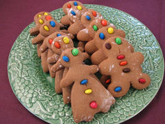 Gingerbread Boys & Girls Cookies