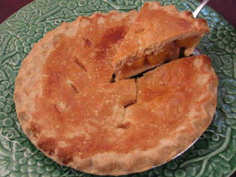 Shenandoah Peach Pie