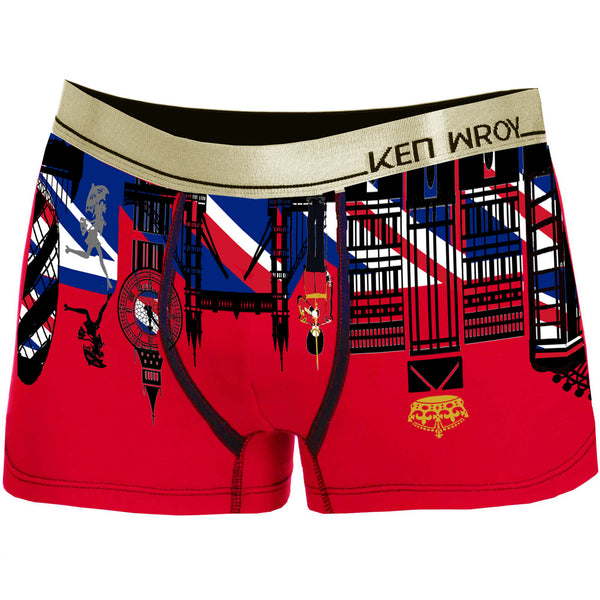 London Trunk - Ken Wroy men's underwear - Men's Underwear - 2