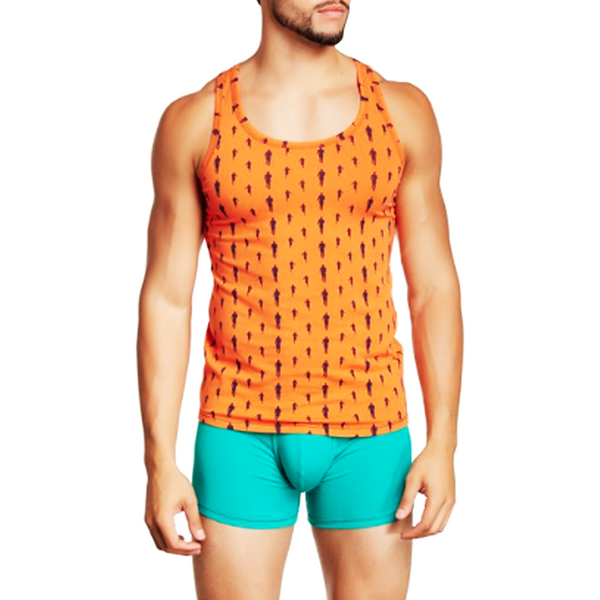 Marathoner Tank - Ken Wroy men's underwear - Tees & Tanks - 1